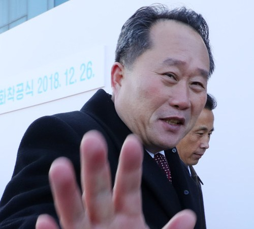 Tough-talking military veteran new North Korean foreign minister