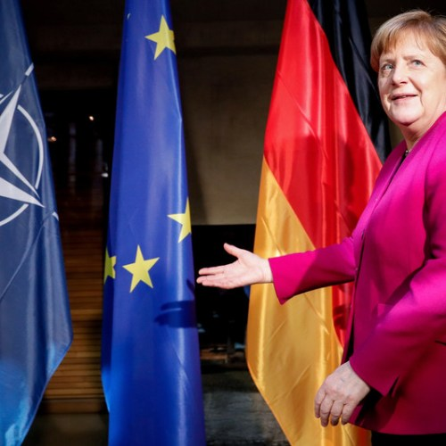 Angela Merkel warns EU: 'Brexit is a wake-up call'