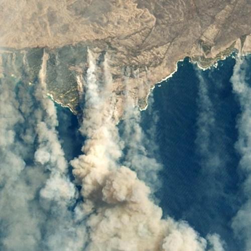 Photo Story: The fires ravaging Australia's Kangaroo Island