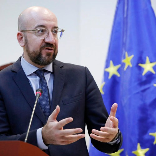 European Council head suggests tweaked EU Covid-19 recovery package