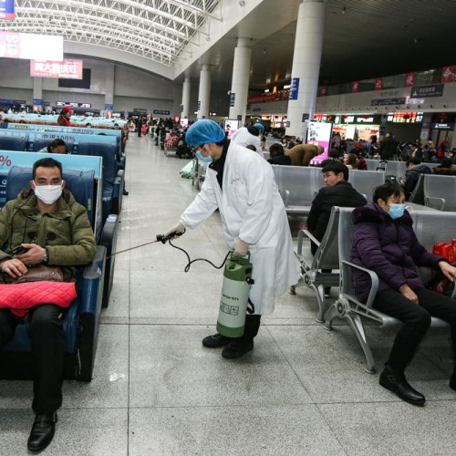 Chinese city of Wuhan put in isolation over virus outbreak