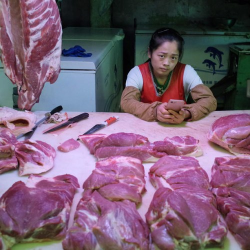 10 tons of Chinese pork seized in Italy over swine fever fears