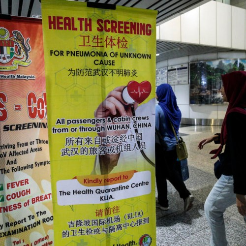 First case of mystery Chinese virus diagnosed in US