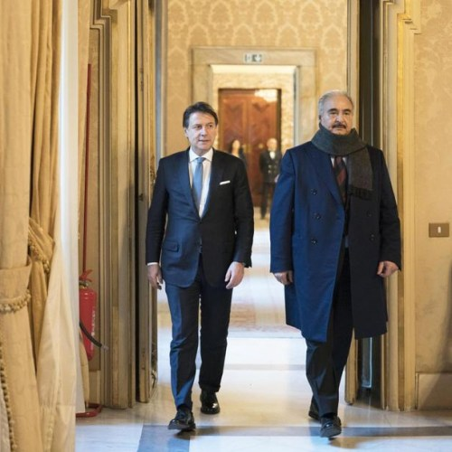 Italian attempt to bring Libya's leaders together fails