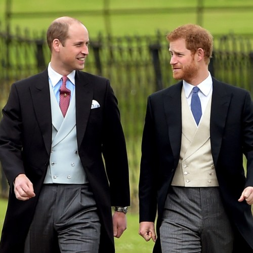 Prince William and Prince Harry say 'harmful' newspaper story about their relationship is false
