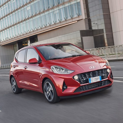 Hyundai starts production for the all-new i10 in Europe