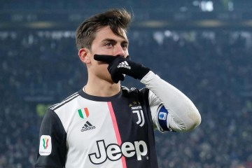 Dybala and Morata ruled out ofJuventus' clash with Chelsea