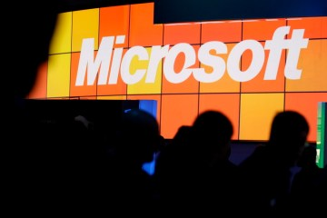 Microsoft sees cloud business growth