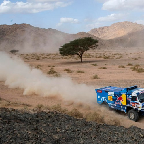 Photo Story: Dakar Rally 2020 stage 4