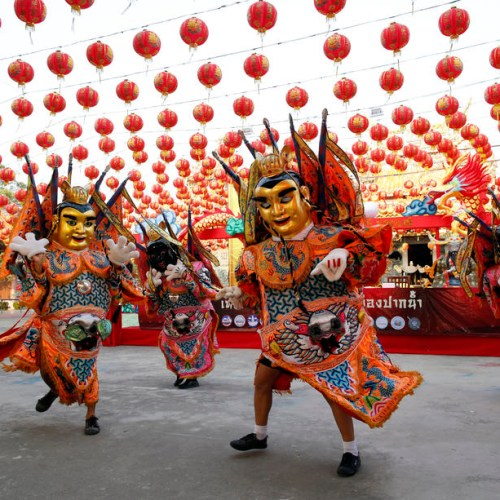 Photo Story: Chinese Lunar New Year celebrations