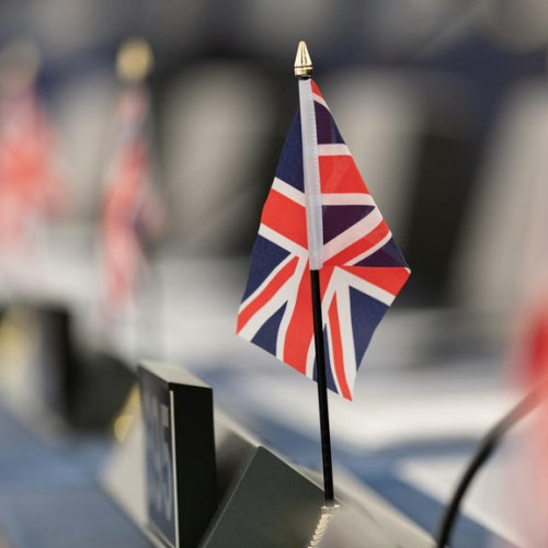 British MEPs say goodbye to the European Parliament