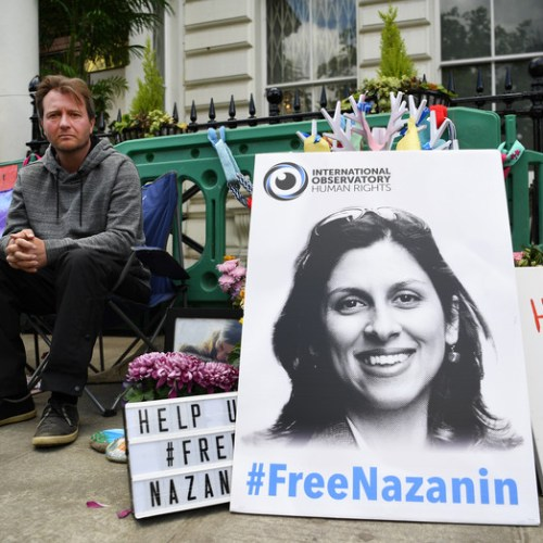 Fears Mount Over Fate of 15 Britons and Americans Detained in Iran
