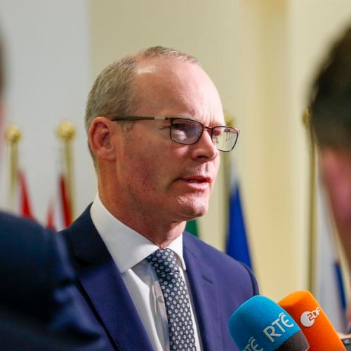 Irish foreign minister says EU will not be rushed in post-Brexit negotiations