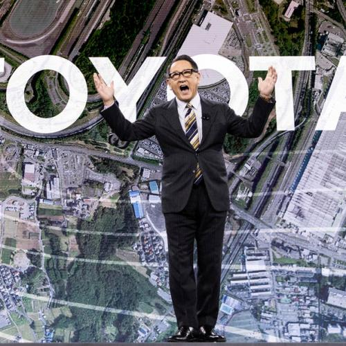 Toyota to transform former car factory into 'prototype city of the future'