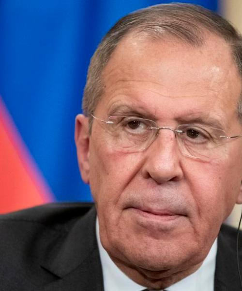 Russia's Lavrov says Taliban recognition 'not on the table'