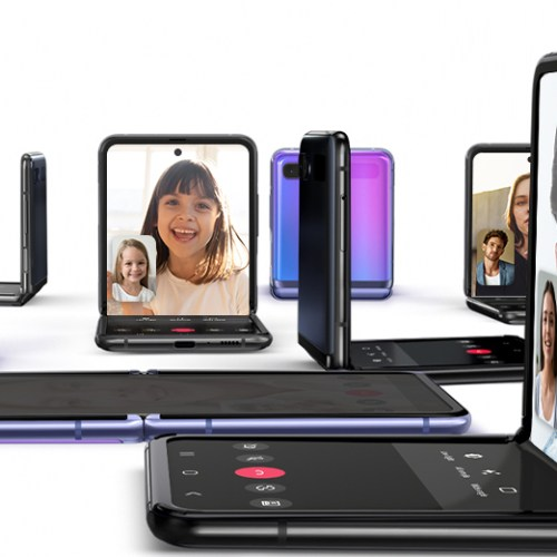 Samsung takes second take to make 'foldable' smartphones