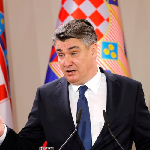 New Croatian president says independent media, judiciary and the scientific community are the strongest defense against any form of tyranny