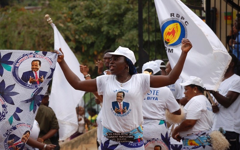 Cameroon vote marked by violence and abstention