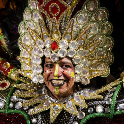 Photo Story: Carnival season get rolling in Uruguay