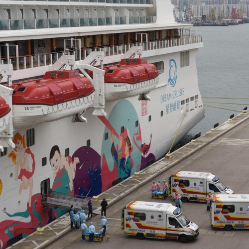 Cruise ships ordered into quarantine increase to two