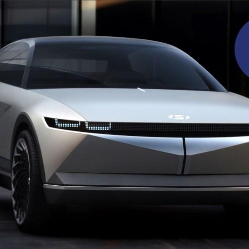 Hyundai wins coveted Wallpaper* Design Award for its concept car 45