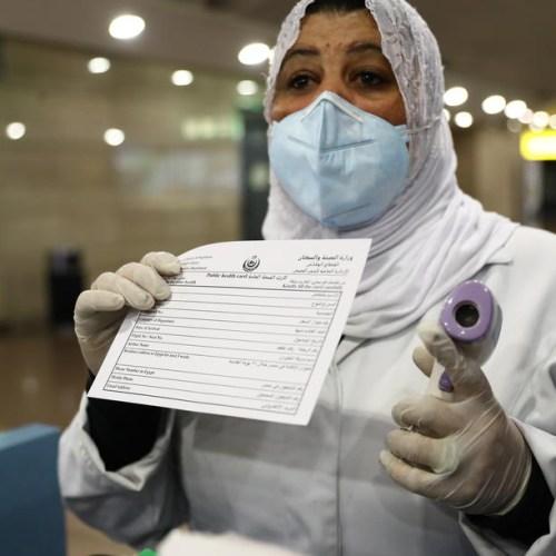 Egypt confirms first case of coronavirus, Beijing orders 14-day quarantine for returnees