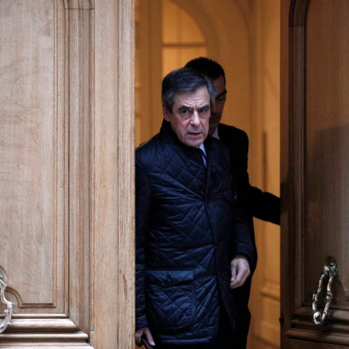 Former French PM Fillon faces second financial misconduct probe