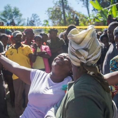 Orphanage fire kills 15 children in Haiti