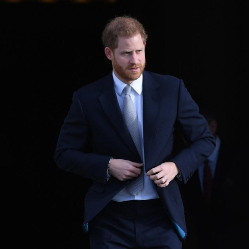 Prince Harry arrives in UK for final engagements as senior royal