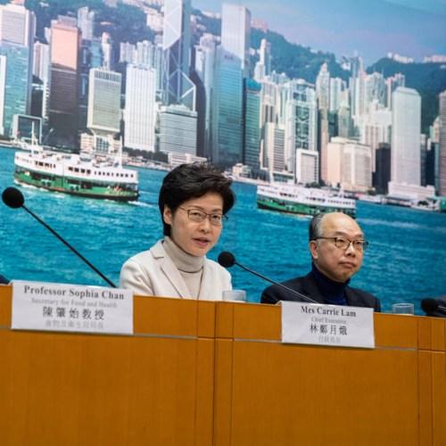 Hong Kong closes 10 border crossings with China, China blasts US for 'not helping'