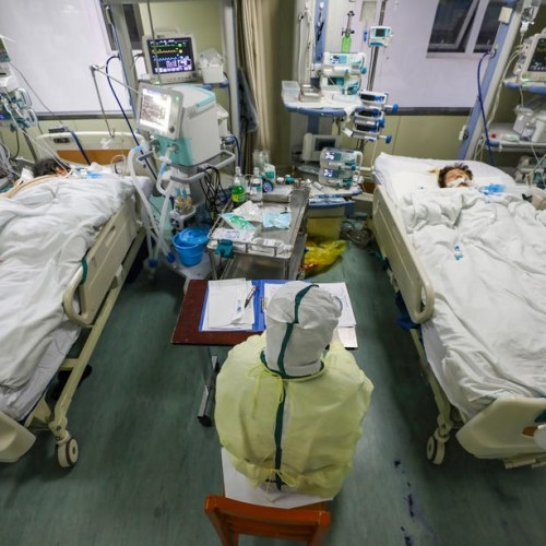 First US citizen confirmed dead from Coronavirus as China reports deadliest day in outbreak