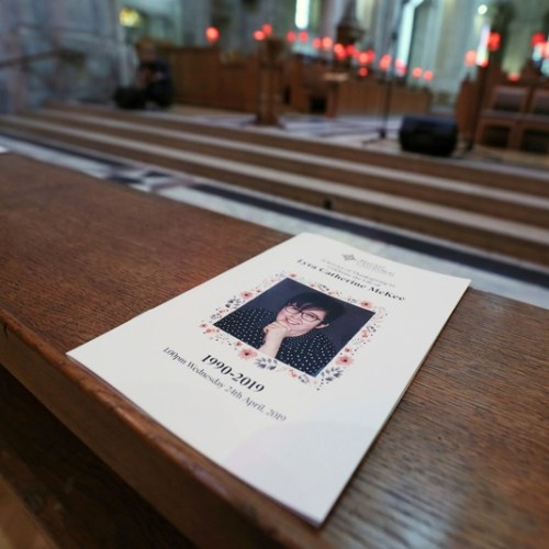 52-year-old man to be charged with murder of journalist Lyra McKee