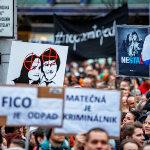 Second anniversary since murder of Slovak journalist Ján Kuciak
