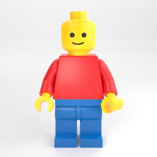 The designer of the iconic Lego mini-figure dies of ALS