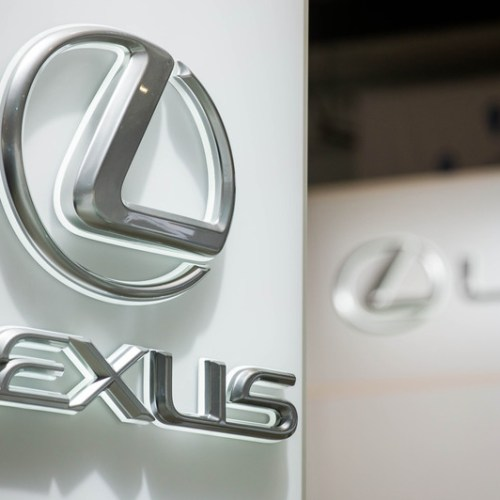 European consumers rate Lexus as most reliable brand