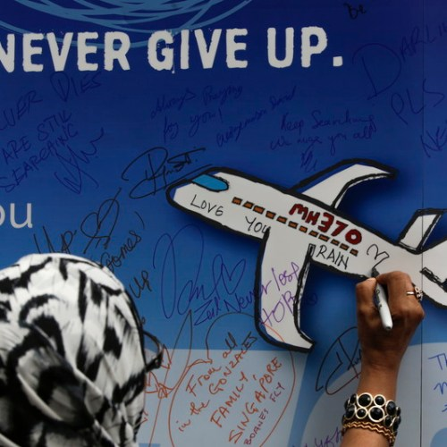 Australia's former PM says Malaysia believed pilot downed MH370 jet in murder-suicide