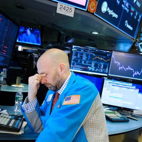 Financial markets head for worst week since 2008 crash
