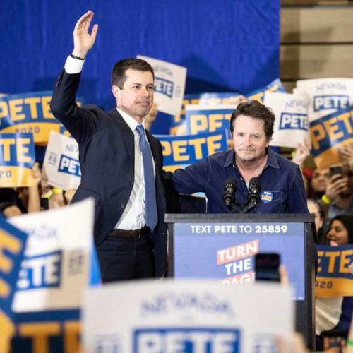 Pete Buttigieg's campaign questions Nevada's Democratic caucus results