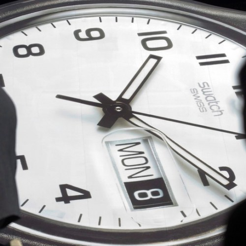 Swatch cancels Zurich watch event over coronavirus fears