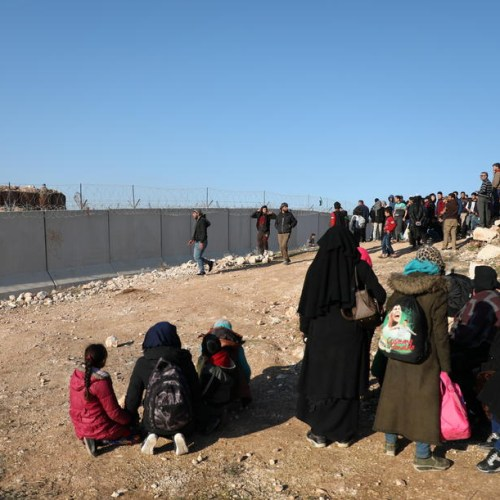 Turkey says it will not stop Syrian refugees reaching Europe