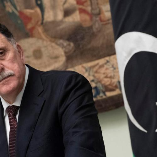 Libya's Prime Minister al-Sarraj to resign – UPDATE