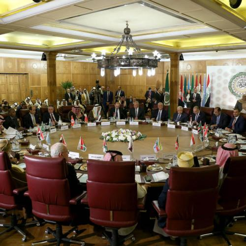 Arab League reject Trump's Middle East Plan