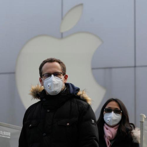 Apple's revenue impacted by Coronavirus