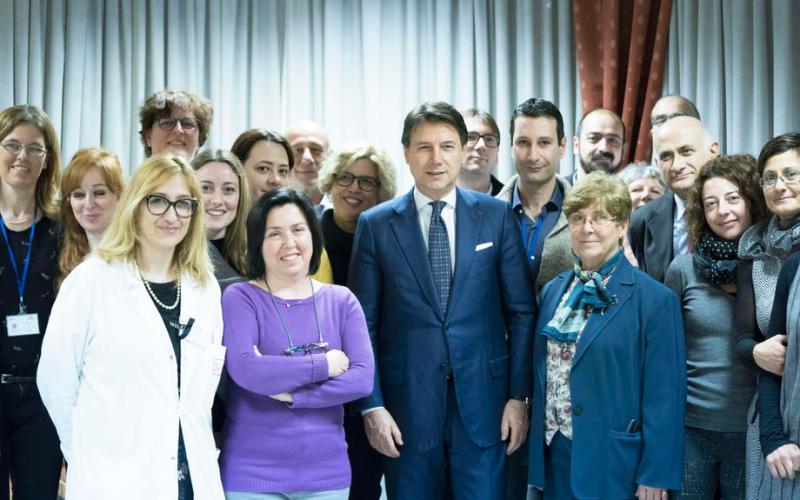 Italy's government taking maximum precaution on Coronavirus