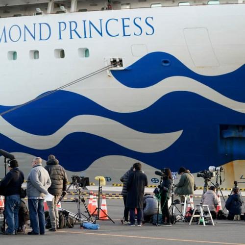 First case of coronavirus in North Korea, British man on cruise ship in Japan tests positive for coronavirus