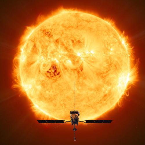 ESA / NASA launch Solar Orbiter