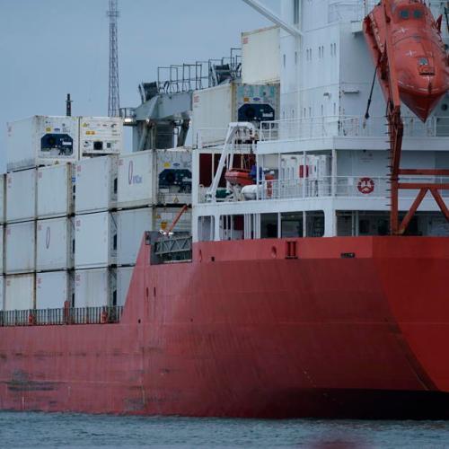 Major drug haul on board Bahamas registered reefer ship in Denmark