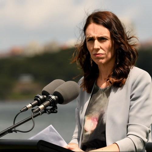 New Zealand's Ardern leads Christchurch shooting memorials