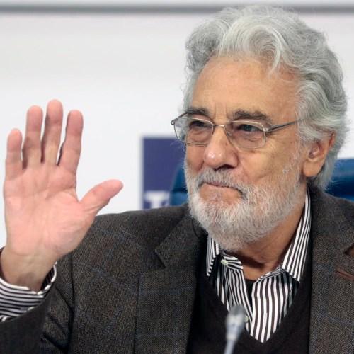 Plácido Domingo hospitalised in Mexico with coronavirus