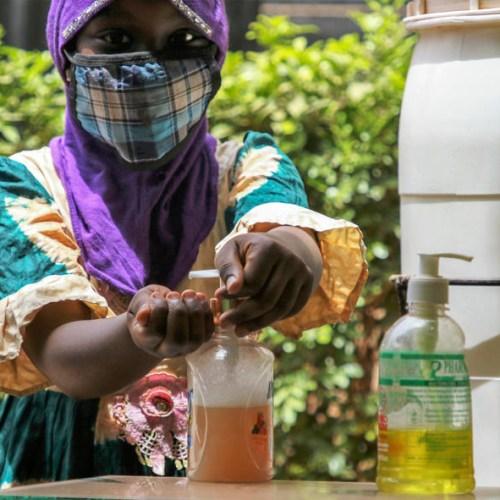 Number of coronavirus cases in Africa exceeds 1,000